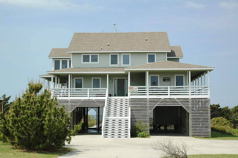 BLOWING DOGS OFF CHAINS - Image 1 - Rodanthe - rentals