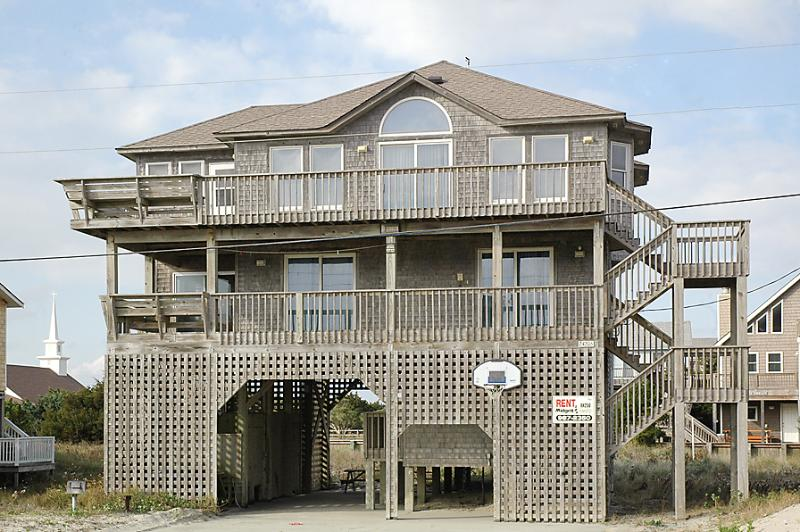 CRESTVIEW WINDS - Image 1 - Rodanthe - rentals