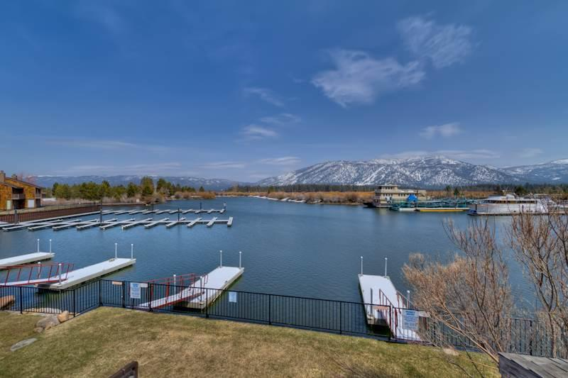 Cozy Tahoe Keys Condo with Private Boat Dock and use of Tahoe Keys Amenities - Image 1 - South Lake Tahoe - rentals