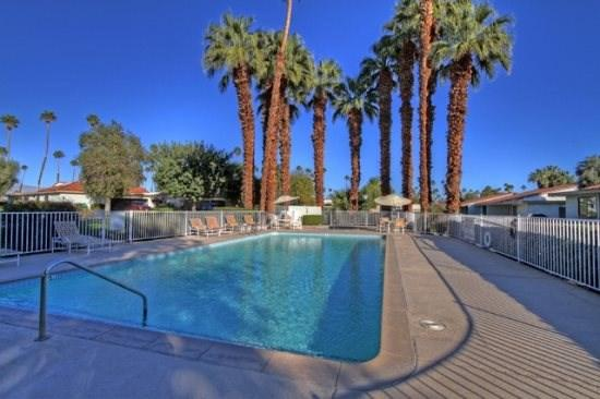 Located on Pool and Green Belt - ALP108 - Rancho Las Palmas Country Club - 3 BDRM, 2 BA - Rancho Mirage - rentals