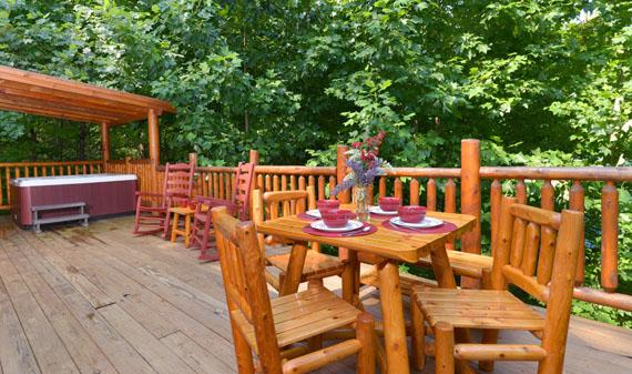 A Secluded Bearadise - Image 1 - Gatlinburg - rentals