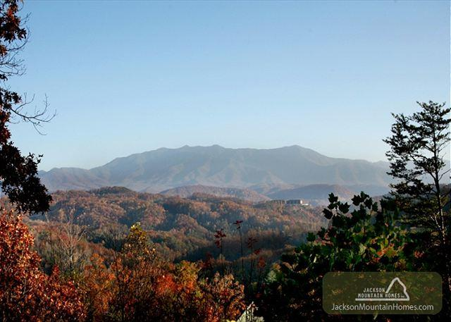NEVER-ENDING VIEW - Image 1 - Gatlinburg - rentals