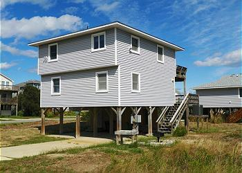 KH4429- As You Like It; LOVELY INTERIOR AND VIEWS! - Image 1 - Kitty Hawk - rentals