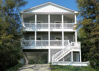 CH106- Sound Of The Sea; A HAVEN AWAY FROM IT ALL! - Image 1 - Kill Devil Hills - rentals