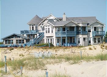 Y1485- Sunny Bank; AN AMAZING OCEANFRONT HOME! - Image 1 - Corolla - rentals