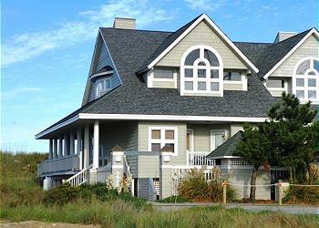 N3833- As Time Goes By; OCEANFRONT HOME W/ VIEWS! - Image 1 - Nags Head - rentals