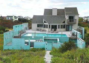 WH913- Scrimshaw- OCEANFRONT HOME W/ PRIV. POOL! - Image 1 - Corolla - rentals