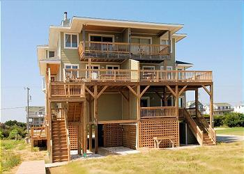SN9615- Beachwater South; AN OCEANFRONT HAVEN! - Image 1 - Nags Head - rentals