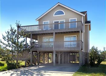 N5708- Dolphin's Run; COMMUNITY AMENITIES!! - Image 1 - Nags Head - rentals