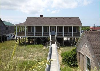 KD1829- 5 Happy Clams; GREAT OCEANFRONT HOME! - Image 1 - Kill Devil Hills - rentals