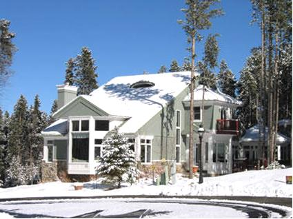Located at the base of Peak Eight - Located in Town - Ski-In/ Walk Out Home  (4298) - Breckenridge - rentals