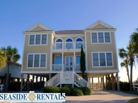 Happy Times - Image 1 - Surfside Beach - rentals