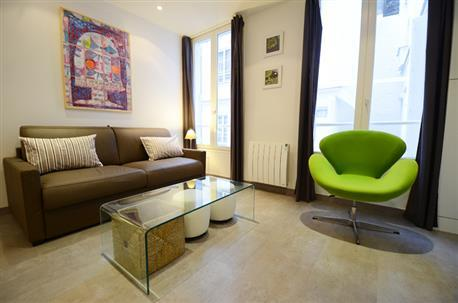 Design apartment Laborde - Image 1 - Paris - rentals
