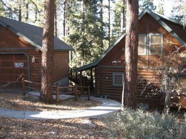 Knotty Pine Retreat - Image 1 - Big Bear Lake - rentals