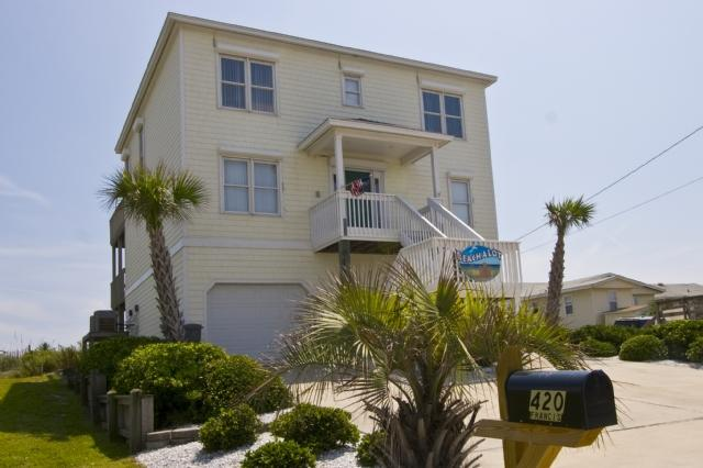 420 N Shore Dr - N. Shore Dr. 420 - Surf City - rentals