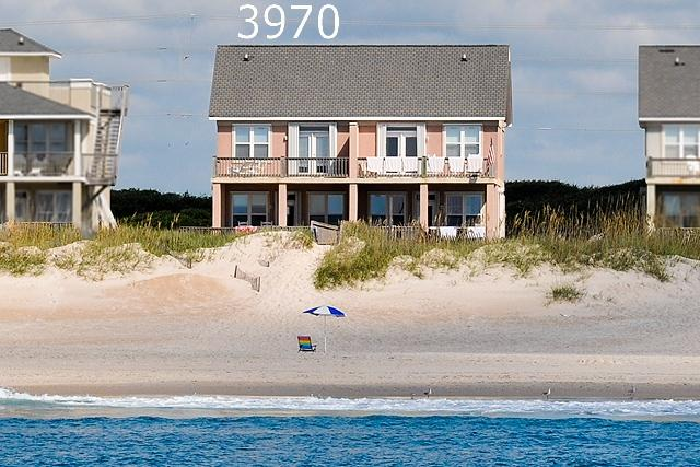 I'm on a boat! - Island Drive 3970 Oceanfront! | Internet, Pet Friendly - North Topsail Beach - rentals