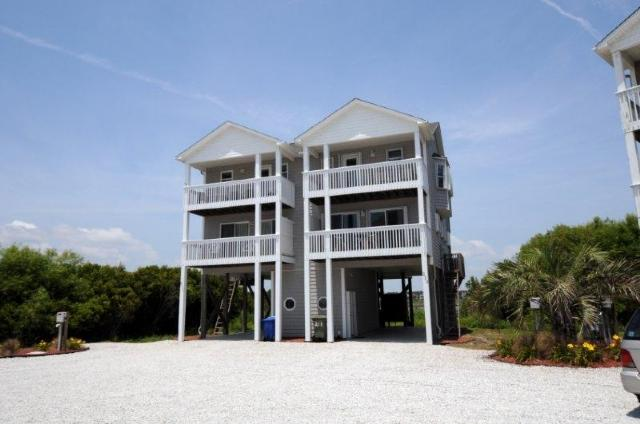 213 Pinellas Bay - Pinellas Bay 213 - North Topsail Beach - rentals