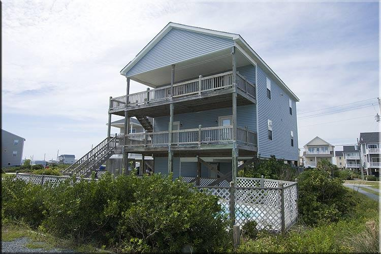 814 North Topsail Dr - N. Topsail Dr. 814 - Surf City - rentals