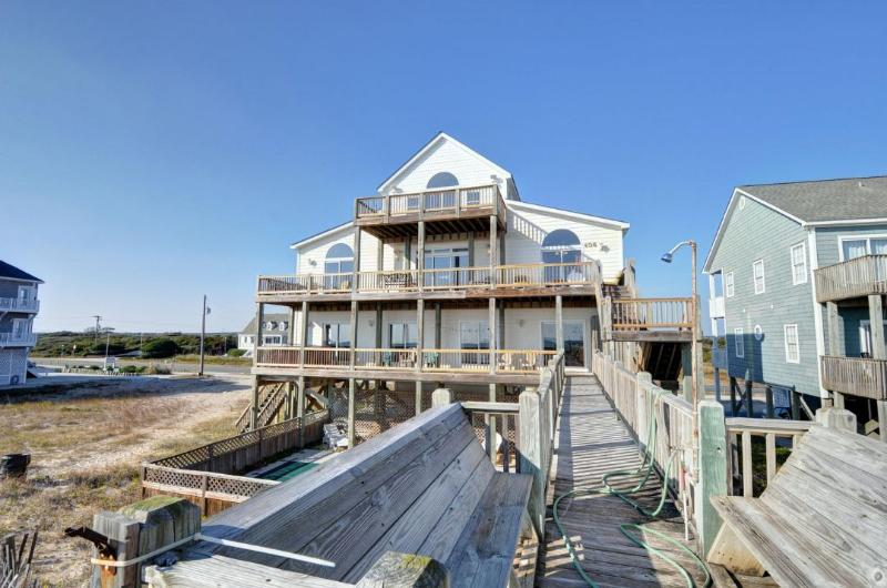 New River Inlet Rd 406 - Image 1 - North Topsail Beach - rentals