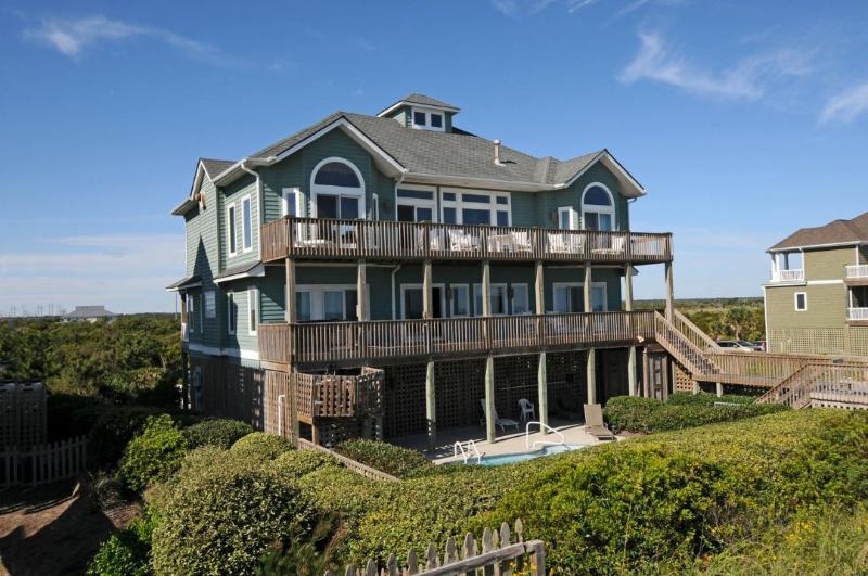 124 Oceanview Lane - Ocean View Ln 124 - North Topsail Beach - rentals