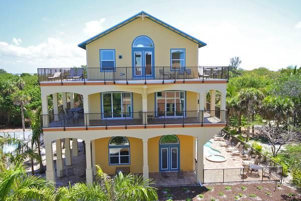 040 - Beach House Too - Image 1 - Captiva Island - rentals