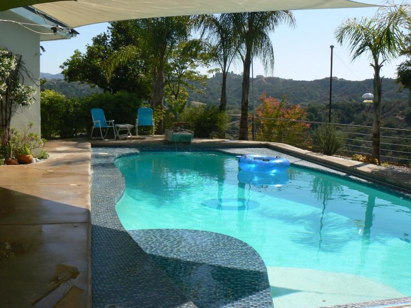 pool - L.A. house with spectacular view & pool - Los Angeles - rentals