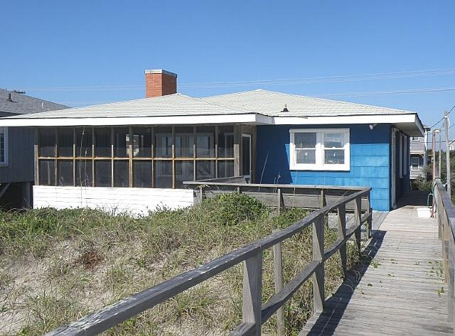 Oceanfront Exterior - Beach Haven - United States - rentals