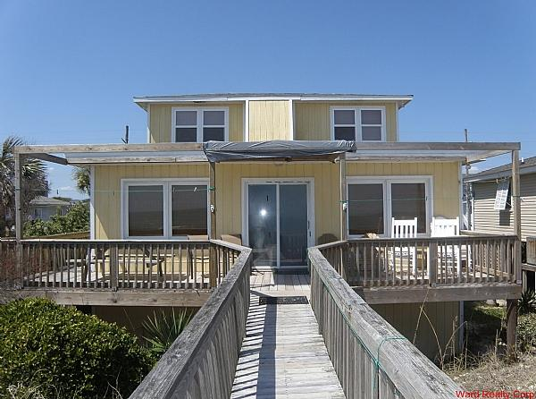 Oceanfront Exterior - no covered porch - Casablanca - United States - rentals