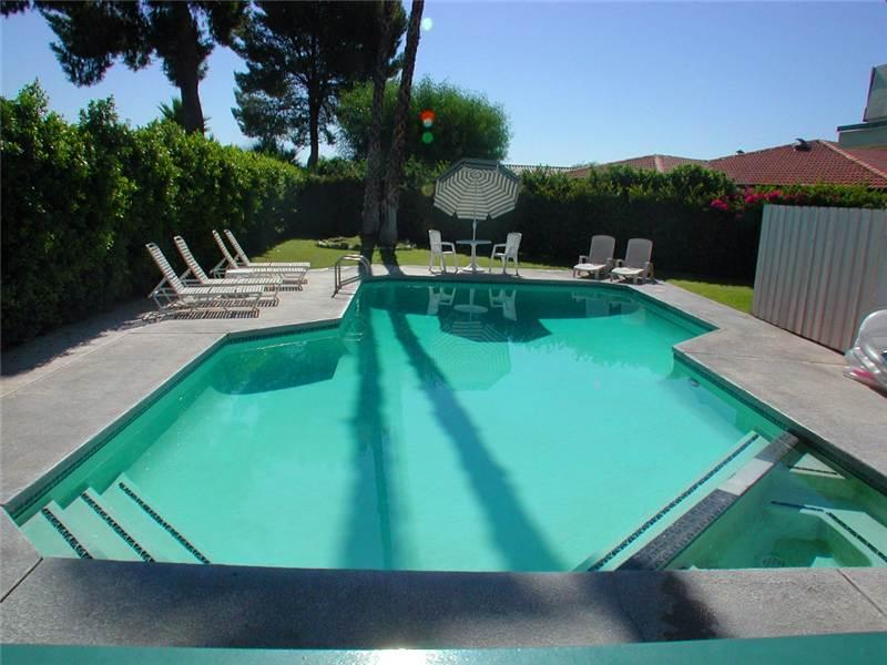 Palm Springs Getaway Pool Home - Image 1 - Palm Springs - rentals