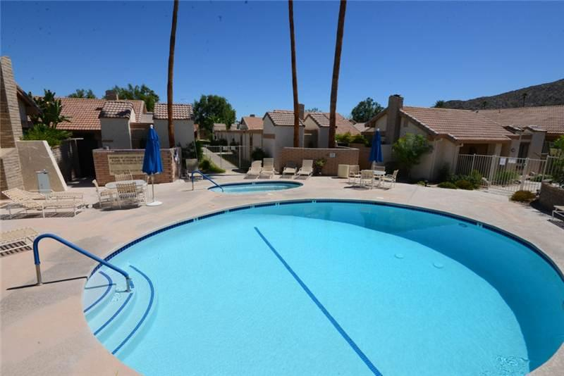 Canyon Sands  Beauty CD054 - Image 1 - Palm Springs - rentals