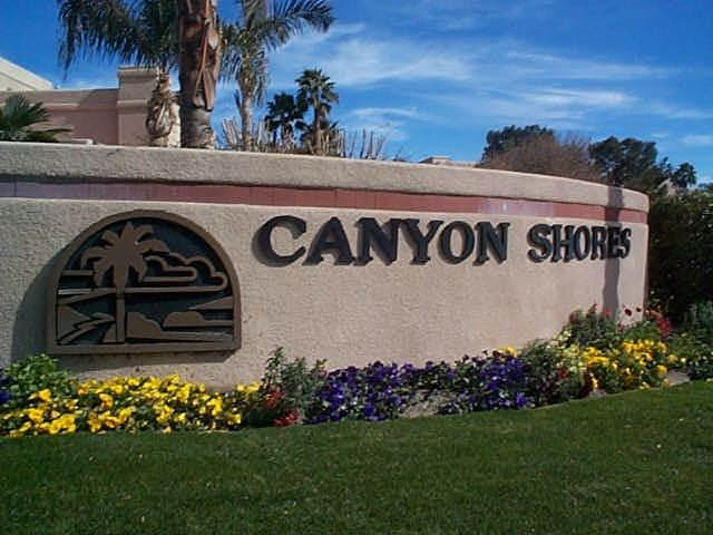 Canyon Shores Beauty CS121 - Image 1 - Cathedral City - rentals
