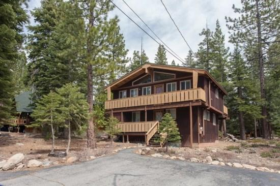 Espinosa Rental Cabin in Lake Tahoe - Dog Friendly - Image 1 - Tahoe City - rentals