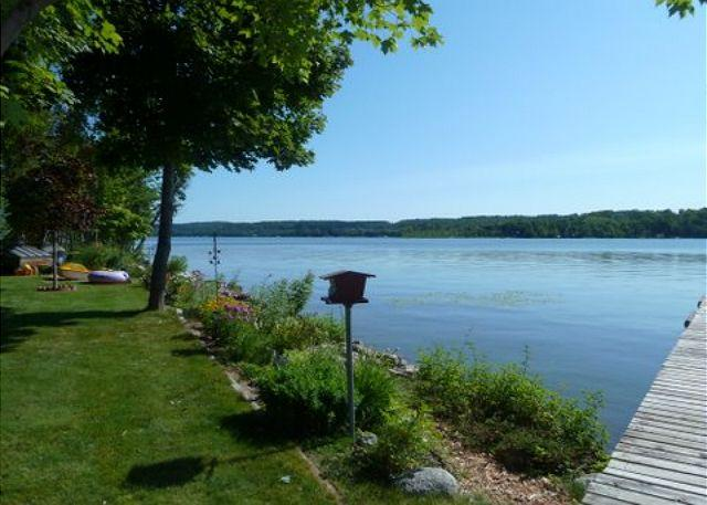 Lake Escape on Lake Leelanau in Lake Leelanau - Image 1 - Lake Leelanau - rentals