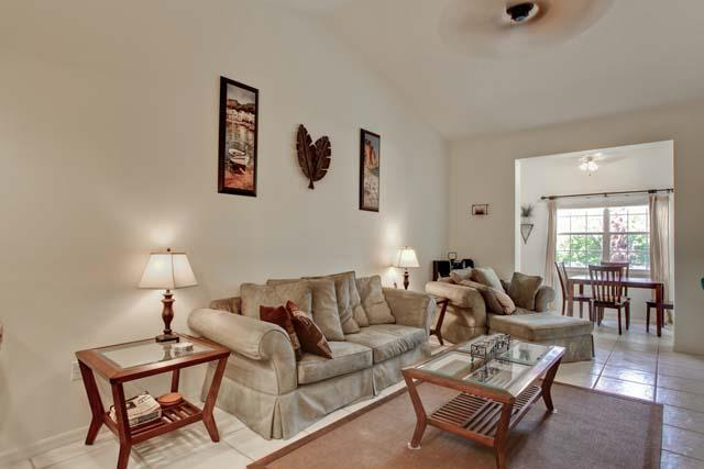 Living Area - Bollettieri Resort Villa M202 - Bradenton - rentals