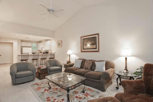 Living Area - Bollettieri Resort Villa Q202 - Bradenton - rentals