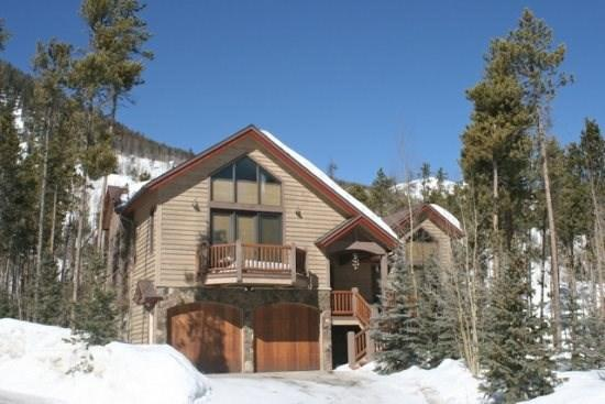 Mount Royal Lodge exterior - Mount Royal Lodge - Beautiful Home in The Reserve! - Frisco - rentals