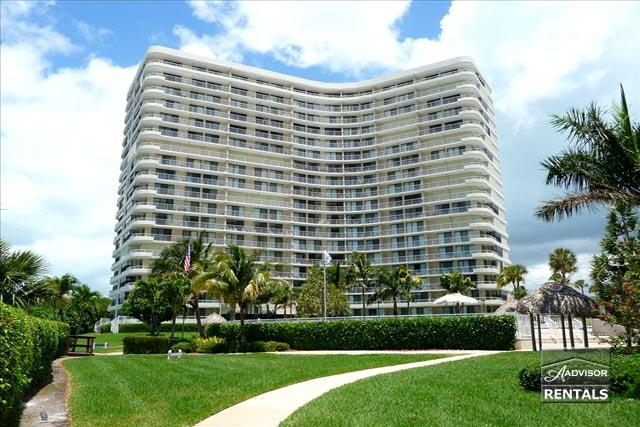 Beautifully updated beachfront unit in fabulous South Seas Tower. - Image 1 - Marco Island - rentals