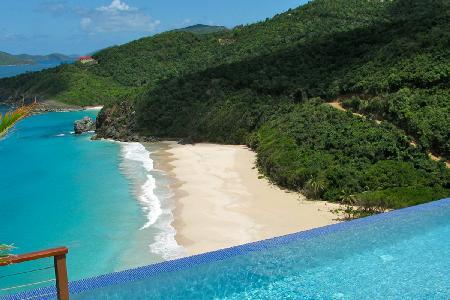 Aja - means Magical Private Path to Trunk Beach  Special Events - Image 1 - Tortola - rentals