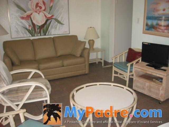 INTERNACIONAL #304: 1 BED 1 BATH - Image 1 - South Padre Island - rentals