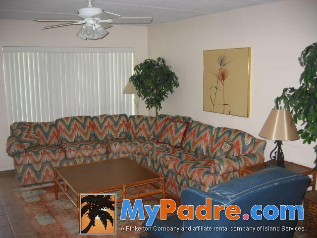 SAIDA IV #4207: 2 BED 2 BATH - Image 1 - South Padre Island - rentals