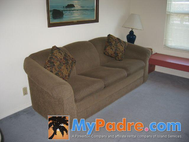 GULFVIEW II #407: 1 BED 1 BATH - Image 1 - South Padre Island - rentals