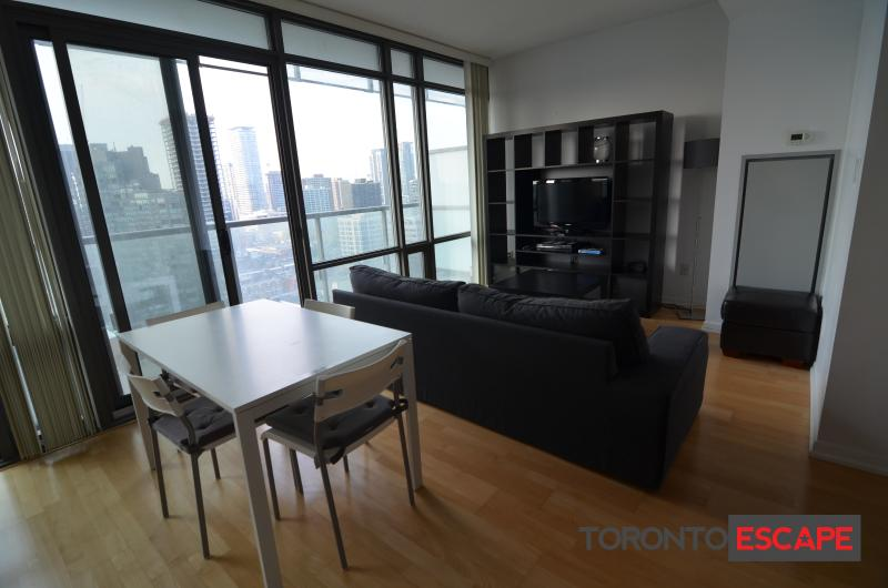 Ruby Red Suite - 1bdr + 1 bath - Downtown,Toronto - Image 1 - Toronto - rentals