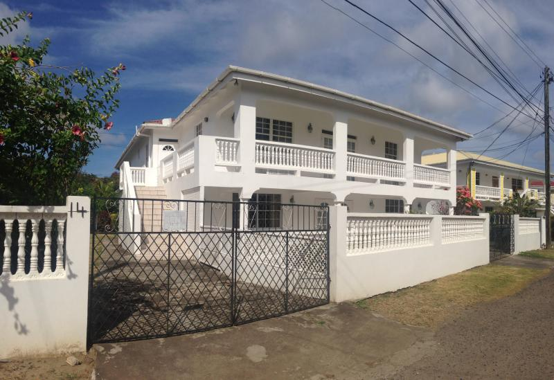 Front of house - Rodney Bay, St. Lucia - Ground Floor - Gros Islet - rentals