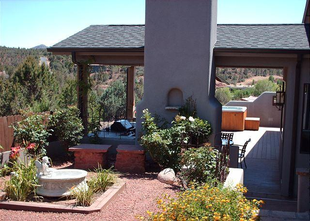 3 Bedroom, 2 Bathroom House in SEDONA - Image 1 - Sedona - rentals