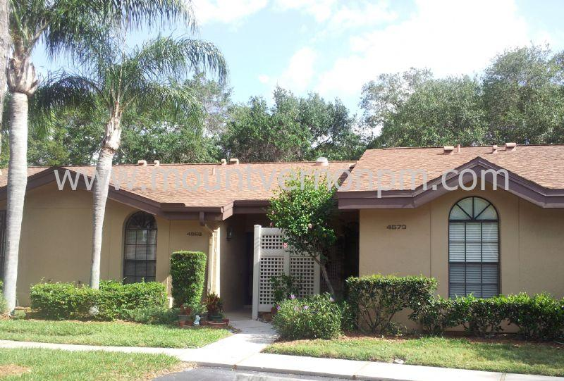 4573 Morningside - Beautiful 1/1 Villa in The Meadows - Image 1 - Sarasota - rentals