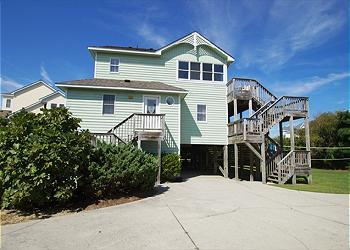 WH1061- WEATHERING HEIGHTS- 4BDRM PET FRIENDLY! - Image 1 - Corolla - rentals