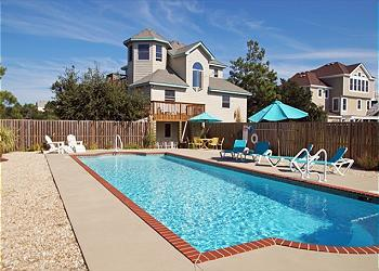 WH1020- CRAB QUARTERS; AN AMAZING OCEANSIDE HOME! - Image 1 - Corolla - rentals