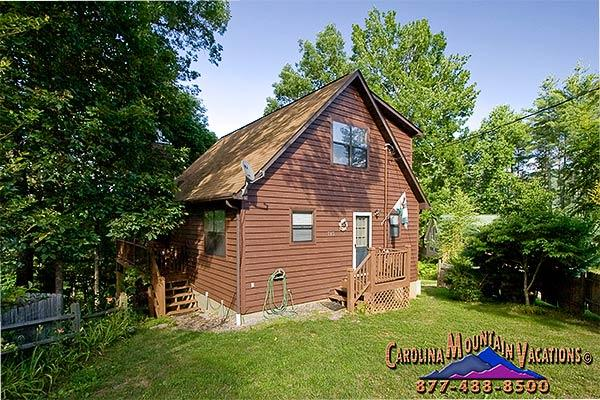 Eagle's View Cabin - Image 1 - Bryson City - rentals