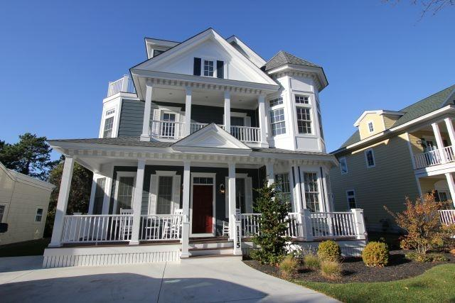 Gorgeous Home Available Year Round - Beechwood 109020 - Cape May - rentals