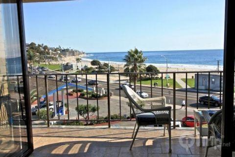 Ocean View of Main Beach - Laguna Beach Oceanview Home in Village - Laguna Beach - rentals